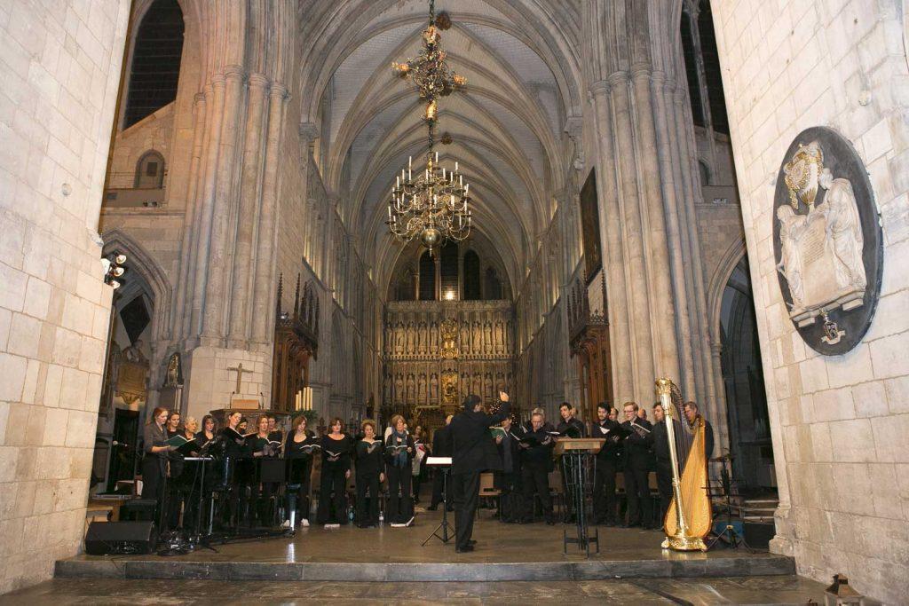 Southwark Cathedral Christmas Gala