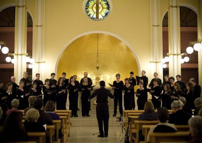 Canticum Chamber Choir at Eaton Square