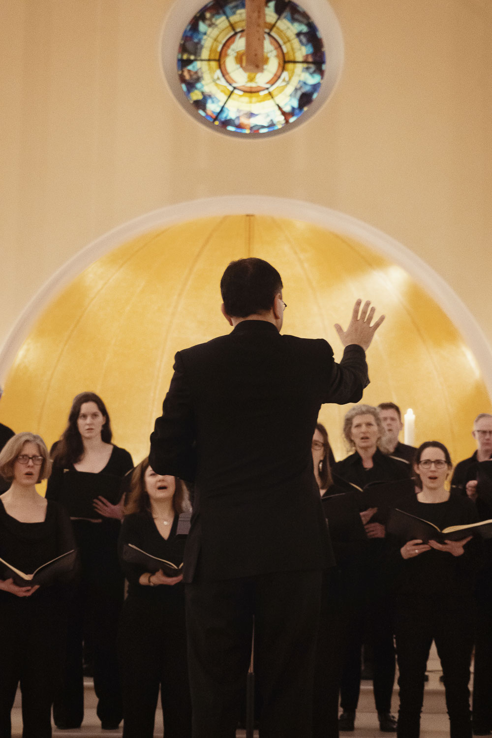 London Chamber Choir Canticum in concert