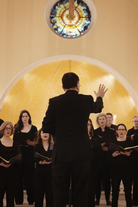 London Chamber Choir Canticum in concert